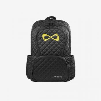 Nfinity Quilted Backpack gelb