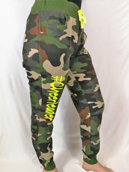 #Cheerleader Sweathose camo