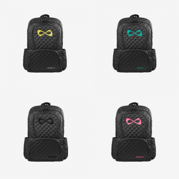 Nfinity Quilted Backpacks